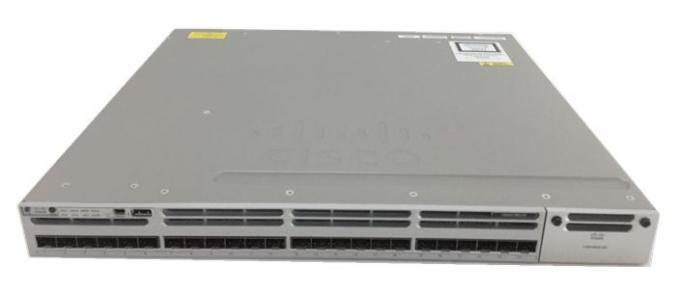 Cisco 3850 Series 10gbe Network Switch , 24 Port SFP Switch