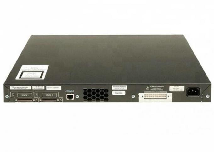 Cisco Catalyst 3750 V2 Series Switches , 48 Port Layer 3 Switch WS