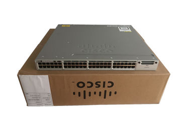 Good Quality Gigabit LAN Switch & Sealed Cisco Enterprise Switches 48 Port Ethernet Lan Switch WS-C3850-48P-E on sale