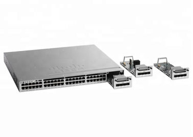 Cisco Managed 48 Port UPoE Ethernet Switch , Business Network Switch WS-C3850-12X48U-E
