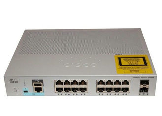 Good Quality Gigabit LAN Switch & Cisco Catalyst 2960L Gigabit Ethernet 16 Port Switch WS-C2960L-16TS-LL on sale
