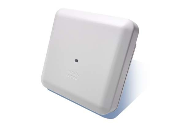 3 Spatial Streams Cisco Access Point Aironet 2800 Series AIR-AP2802I-A-K9 MU-MIMO 4x4 supplier