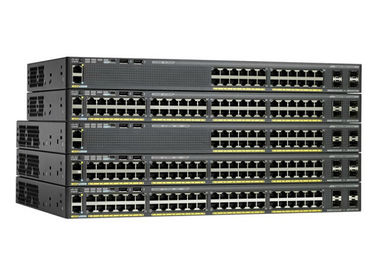 WS-C2960X-48TD-L Cisco Original Catalyst Gigabit Ethernet Switch Multi 48 Port 2x10G SFP+ Network Switch LAN Base